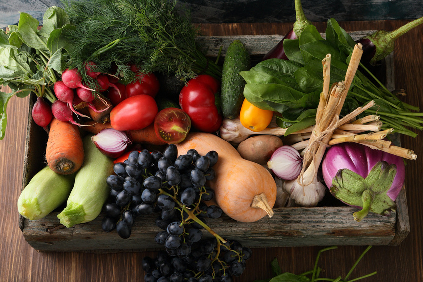 How many servings of fruits and vegetables should you eat per day