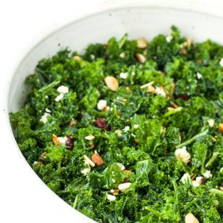 Alyssa's Pot Luck Kale Salad