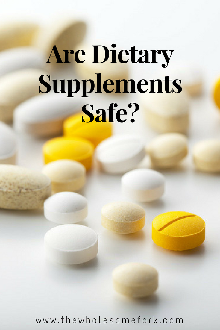 Are supplements safe