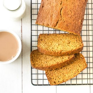 Simple Butternut Squash Bread