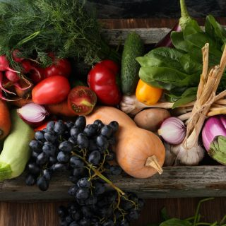 How many fruits and vegetables should you eat per day